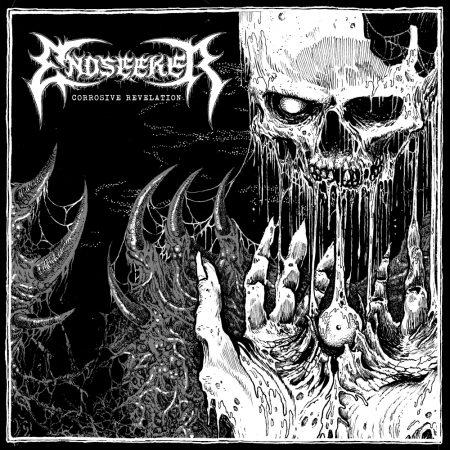 ENDSEEKER - Corrosive Revelations - Cover
