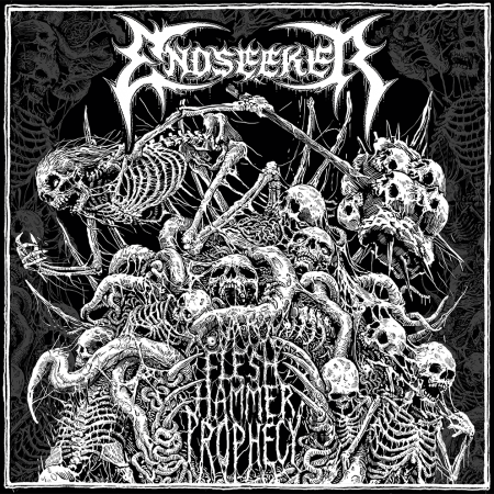 ENDSEEKER - Flesh Hammer Prophecy - Cover