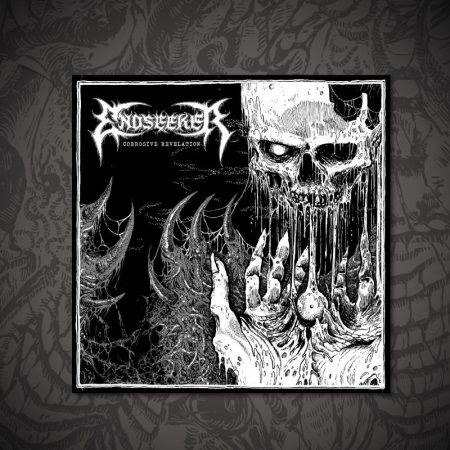 Endseeker - Corrosive Revelation EP 2015