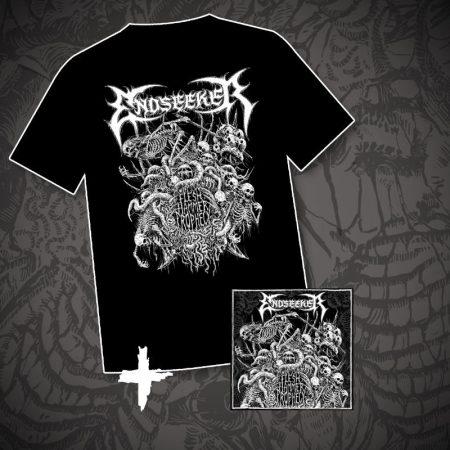 Endseeker - Shirt + CD FHP
