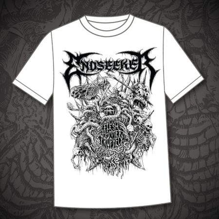 Endseeker - Shirt FHP white 2017