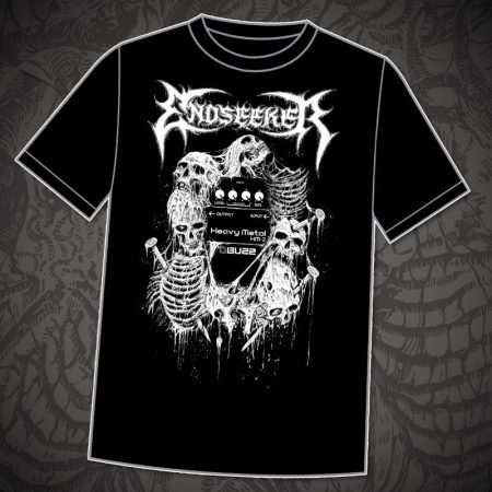 Endseeker - Shirt HM2 black 2017